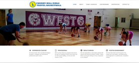 Moore Media portfolio - Cherry Hill Girls Travel Basketball - misshoops.com